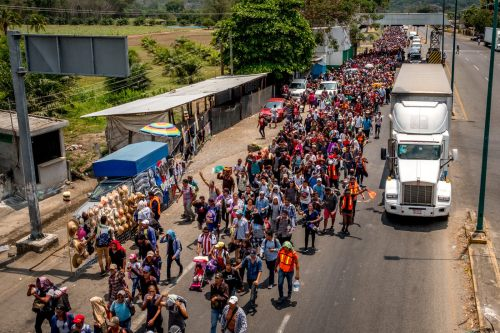 Army of illegal aliens is marching on America