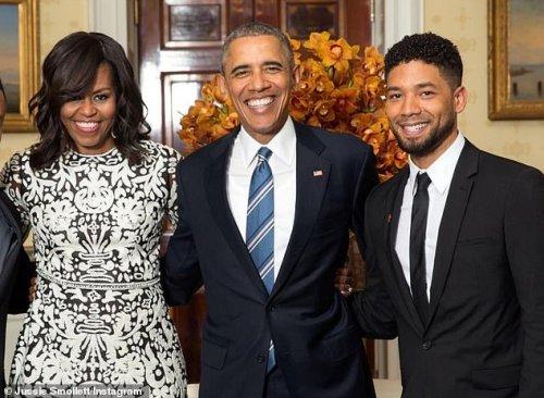 Obama's Jussie Smollett