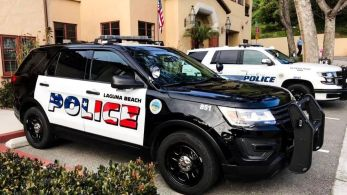 Laguna Beach Patrol Vehicle
