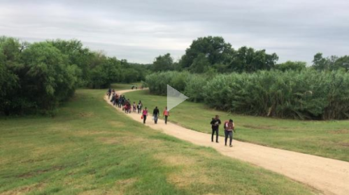 CBP, United States Border Patrol, Group of 205 Apprehended by Border Patrol Agents from Del Rio Stati[...]