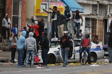 Obama's Justice Dept. did a clueless hit job on Baltimore cops