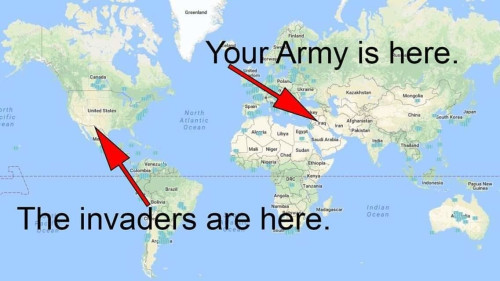 The Invasion Your Army