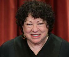 Associate Supreme Court Justice Sonia Sotomayor