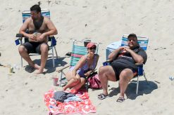 christie uncrowded beach