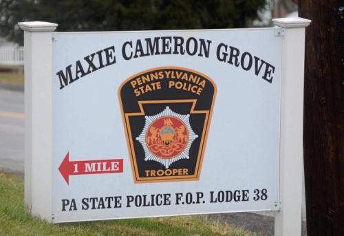 PA FOP 38 Maxie Cameron Grove
