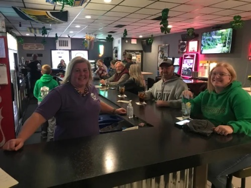 State Street Pub Green Bar May 13, 2020