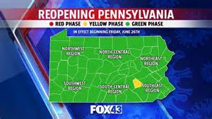 Total payback Lebanon County to stay in yellow phase