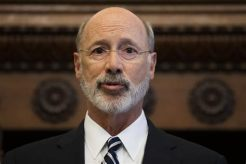 BLM Supporter PA Gov. Tom Wolf
