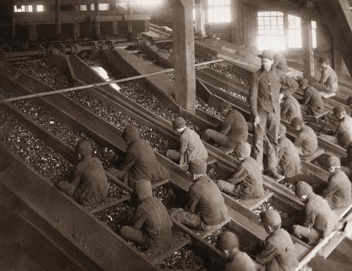 breaker-bbreaker boys-lehigh-valley-coal-co-maltby-pa-near-swoyersville-pa-early-1900s-