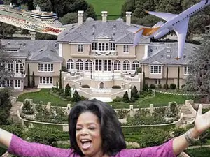 Oprah's FABULOUS Homes, Planes, And Other Toys