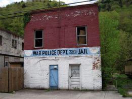 War WV Police Dept
